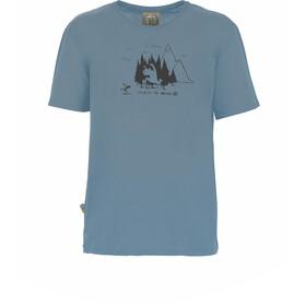 E9 Living Forest T-shirt Heren, grijs